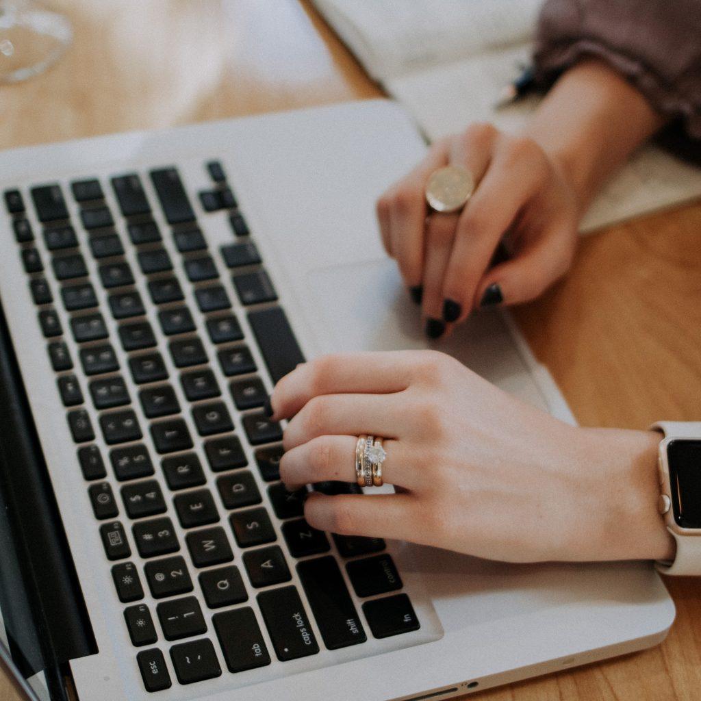 Blogs nalatenschap organizing